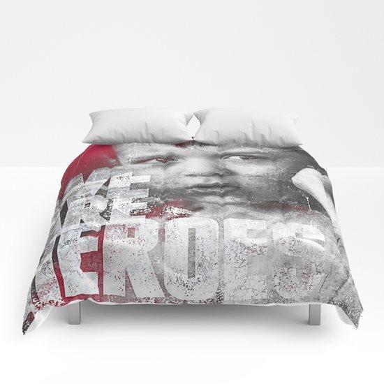 Hero Sessions III Comforters