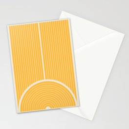 Sun going up!  Stationery Cards