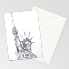 C3PO Liberty Stationery Cards
