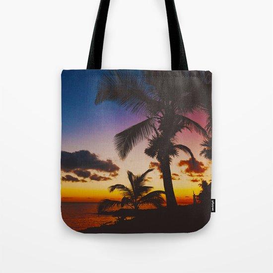Palm Spring Tote Bag