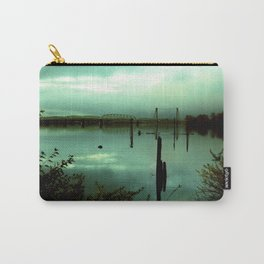Green Bridge  Carry-All Pouch