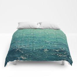 Sea is Always in your Mind Comforters