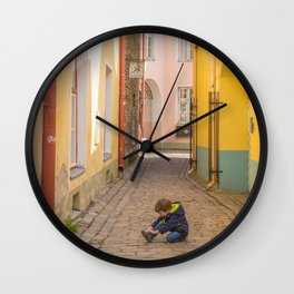 Concentration Wall Clock