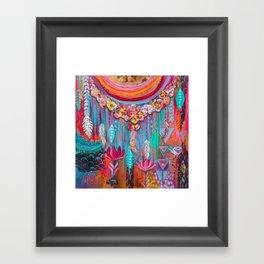 Outpouring Love Framed Art Print