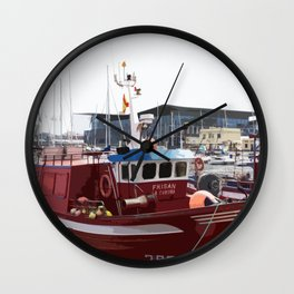 RRED Wall Clock