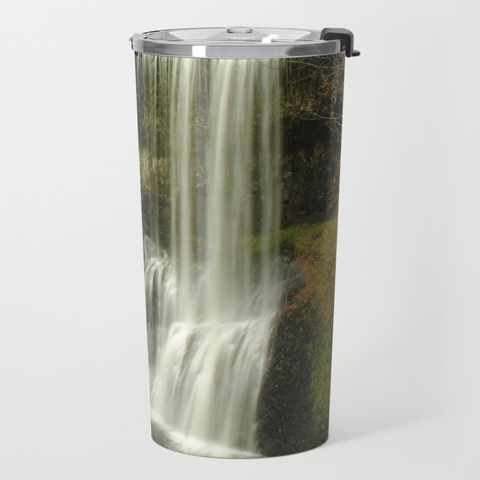 Trail of Ten Falls Travel Mug