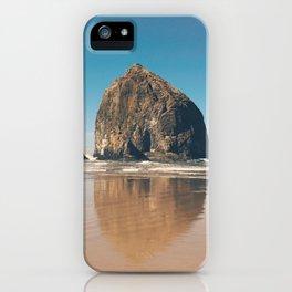 Haystack Rock #4 iPhone Case