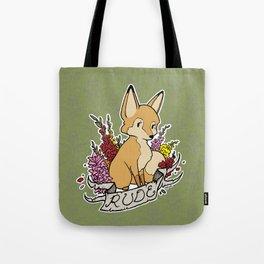 rude Tote Bag