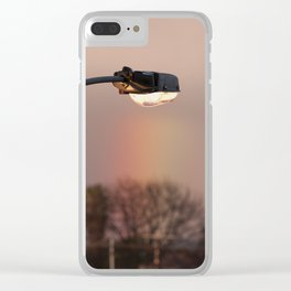 Stay Lit Clear iPhone Case