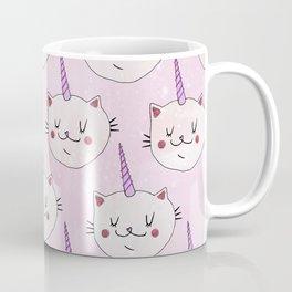 Floof the unicorn Coffee Mug