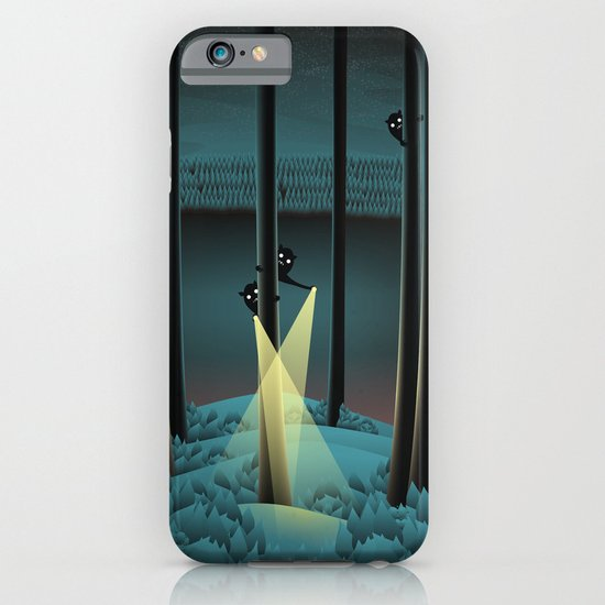 Fuss (Where Are You?) iPhone & iPod Case