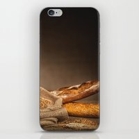 bread iPhone & iPod Skins featuring Bread. by Alexey & Julia