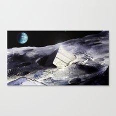 Moon Vessel. Canvas Print