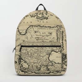 Map of the Ottoman Empire (1680) Backpack