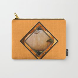 Orange Time #society6 #decor #buyart Carry-All Pouch