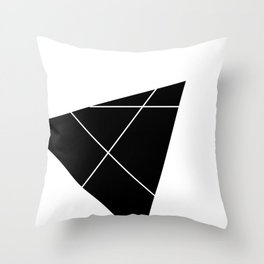 Up Ahead Throw Pillow