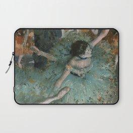 Swaying Dancer - Edgar Degas Laptop Sleeve
