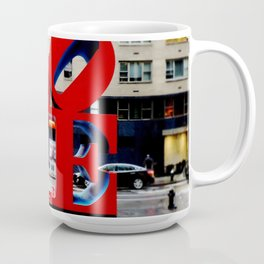 Love Sign Nyc Coffee Mug