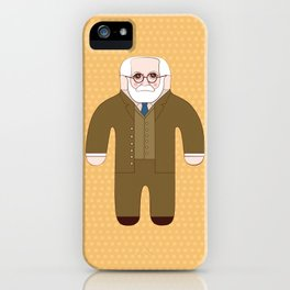 Sigmund Freud iPhone Case
