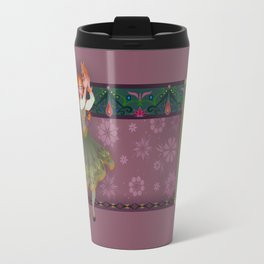 Frozen Anna Casual Travel Mug