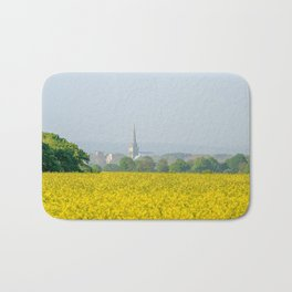 Chichester Cathedral. Bath Mat