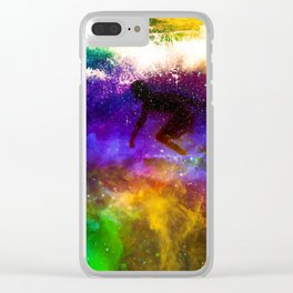 Danny Denebola Clear iPhone Case