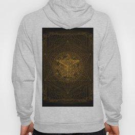Dark Matter - Gold - By Aeonic Art Hoody