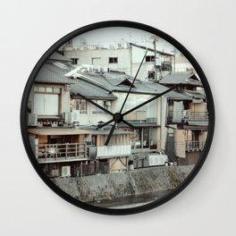 Kamogawa Wall Clock