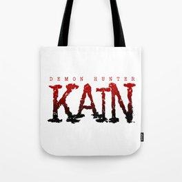 Demon Hunter Kain Gradient Logo Tote Bag