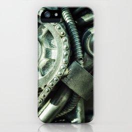 Machine Part BNW Abstract II Art iPhone Case