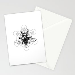 Sacred Scarab Stationery Cards