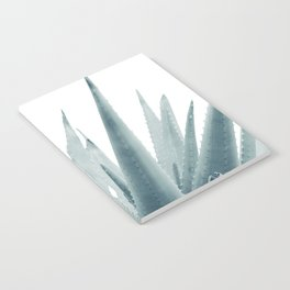 Agave Blue Vibe #1 #tropical #decor #art #society6 Notebook