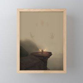Warrior Framed Mini Art Print