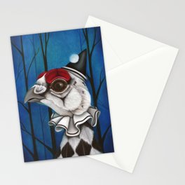 Pierrot the Ptarmigan Stationery Cards