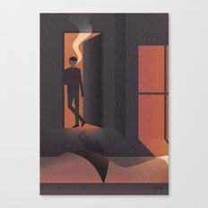 Woman Body Canvas Print