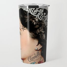 Rebel Queen Travel Mug