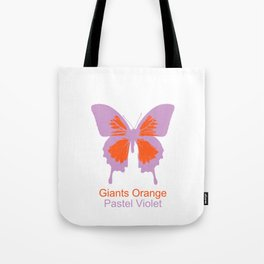 Ulysses Butterfly 4 Tote Bag