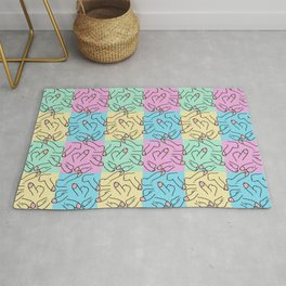 Sexy pattern Rug