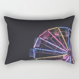Iowa State Fair 2018 - Ferris Wheel Rectangular Pillow