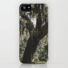 Savannah Spanish Moss iPhone Case