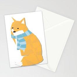 Cozy Fox Stationery Cards