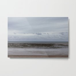 Littlehampton Beach_4 Metal Print