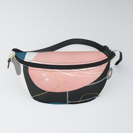 Mid Century Pebbles Fanny Pack