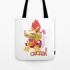 Free range chicken Tote Bag