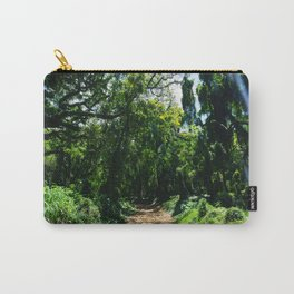 Island Jungle Carry-All Pouch