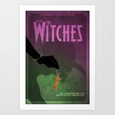 The Witches Poster Art Print