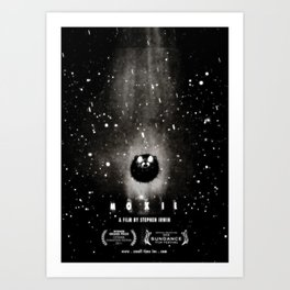 MOXIE - FILM POSTER Art Print