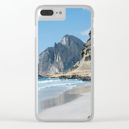 Salalah Oman 10 Clear iPhone Case