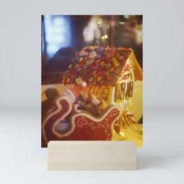 Candy House Mini Art Print
