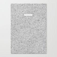 Securitee Canvas Print
